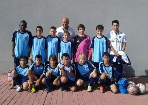 Alevín F7 - C.D. Leganés 'A'